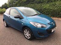 BARGAIN** 2011 Mazda 2 Hatchback MK2 1.3 TS 3dr (a/c) £30 year tax CHEAP INSURANCE IDEAL NEW DRIVER