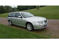 Automatic Rover 75 2.0 CDTi SE Diesel Facelift Tourer Estate 2004