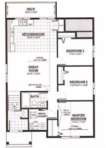 3 bdr condo Utilities Paid for YOU!!