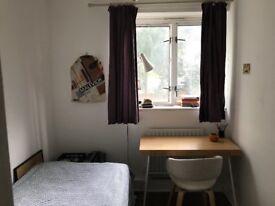 sublet in Stoke Newington flatshare / single bed