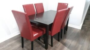 Large DIning table - Black
