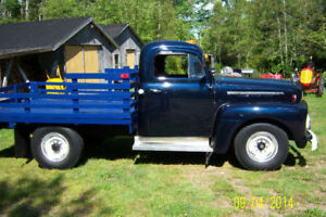 1951 Ford F3 3/4 Ton Truck- Must Go ASAP!