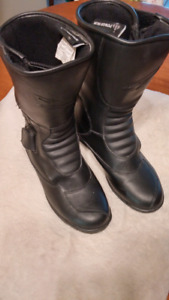 Ladies. Motorcycle Boots