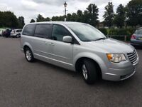 Chrysler GRAND VOYAGER [ swap for bmw 730d , mercedes s class ]