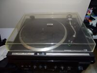 Pioneer PL-100X with Audio Technica AT95e cartridge and stylus