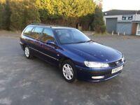 2003 Peugeot 406 2.0 hdi estate 12 months mot/3 parts and labour warranty
