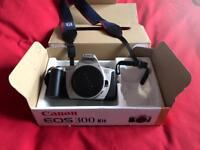 Cannon EOS 300 SLR Camera.