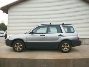 2007 Subaru Forester 2.5X IN NICE CONDITION ... 1 OWNER