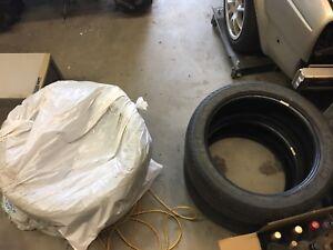 Michelin pilot 225/45 R18 tires