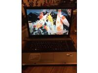 "Advent Laptop 17"""