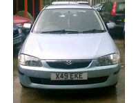 2000 (X) Mazda 323 1.5 GSE ** Part Exchange Too Clear ** Drives A1 **