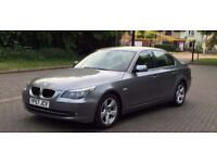2007 BMW 5 Series 2.0 520d SE 4dr, Full Service History, P/X WELCOME