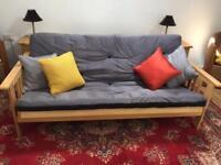 3 seater /futon