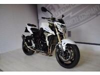 2012 SUZUKI GSR750 MIVV EXHAUST, IMMACULATE CONDITION £5,000 OR FLEXIBLE FINANCE
