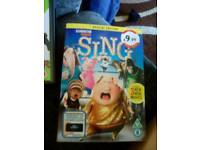 Sing & other dvds