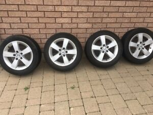 """16"""" Honda Facotry RIMS with Tires"""