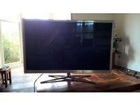 "Samsung 3D Plasma TV 51"""
