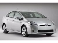 PCO UBER READY TOYOTA PRIUS HYBRID FOR RENT