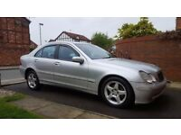2002 Mercedes C Class C220 CDI Automatic Excellent MPG Diesel tdi