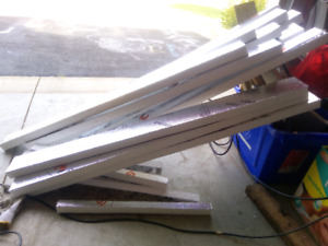 Insulation Silverboard 1.5 inch thick off cuts (R 7.5)