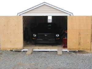 SHED  ( financing )