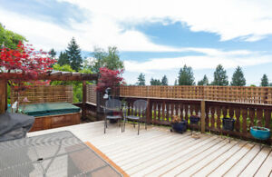 North Vancouver Upper Lonsdale View Property