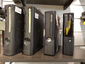 Liquidation Console Xbox 360 4GB, 60GB, 120GB, 250GB, 500GB