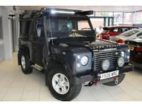 2006 06 LAND ROVER DEFENDER 2.5 90 TD5 XS STATION WAGON 3D 120 BHP SIX SEATER DI