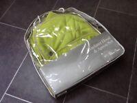 Silver Cross Wayfarer Colour pack/hood and apron set lime green