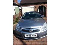 Vauxhall Vectra VVi exclusiv low mileage 2 local owners mot october excellent condition