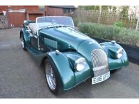 Morgan 4 seater 3.0 V6 metallic green good condition