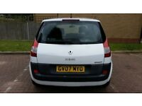 2007 Renault Scenic 1.5 dCi Authentique Hatchback 5dr HPI Clear Service History @07445775115@