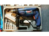 Electric drill and tools