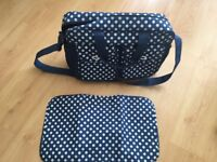 3PCS Baby Nappy Changing Bags