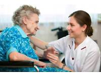 Looking for work care assistant