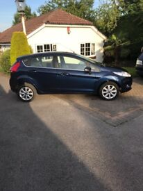 Ford Fiesta 11 MONTHS MOT and service history