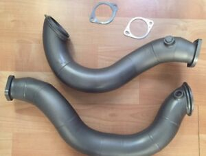 """BMW Downpipe N54: 335 135 3"""" Downpipes"""