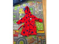 Mickey mouse dressing gown