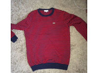 Boys Lacoste jumper Brand new age:12