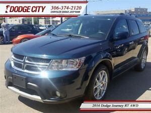 2014 Dodge Journey RT AWD **PST PAID**
