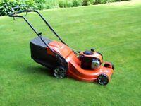 husqvarna self propelled lawnmower