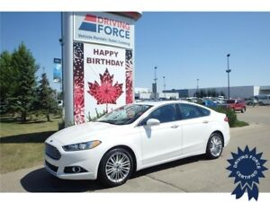 2016 Ford Fusion SE All Wheel Drive - 40,107 KMs, 5 Passenger