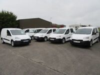 -- 2014 PEUGEOT PARTNER VANS CHOICE OF 2 --