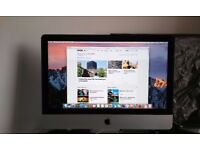 iMac 21.5 Fantastic Condition - i5 2.7ghz 8GB RAM 1TB HDD 640M 512MB GPU
