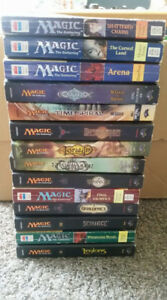 Magic The Gathering Novels