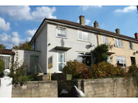 Large 3 Bedroom end terrace house for rent with large garden in Lawrence Weston