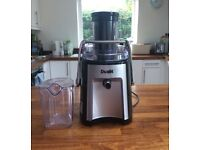 Nearly New Dualit Juice Extractor