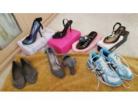 Womens shoes from Miss Sixty, Ravel, Irregular Choice, Playboy, Ted Baker, Asics & Vices Verso