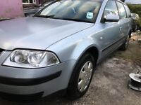 PASSAT DIESEL 130 BHP £600 I need room for the new car