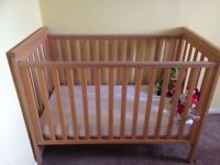 Two baby mama and papas cots very good condition